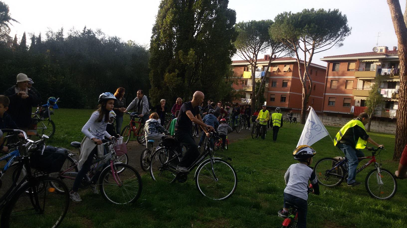 25 Ott. ai giardini della Nave a Rovezzano