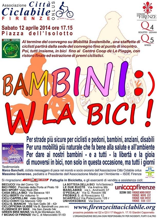 BAMBINI W LA BICI fin  2014 Q4-Q5
