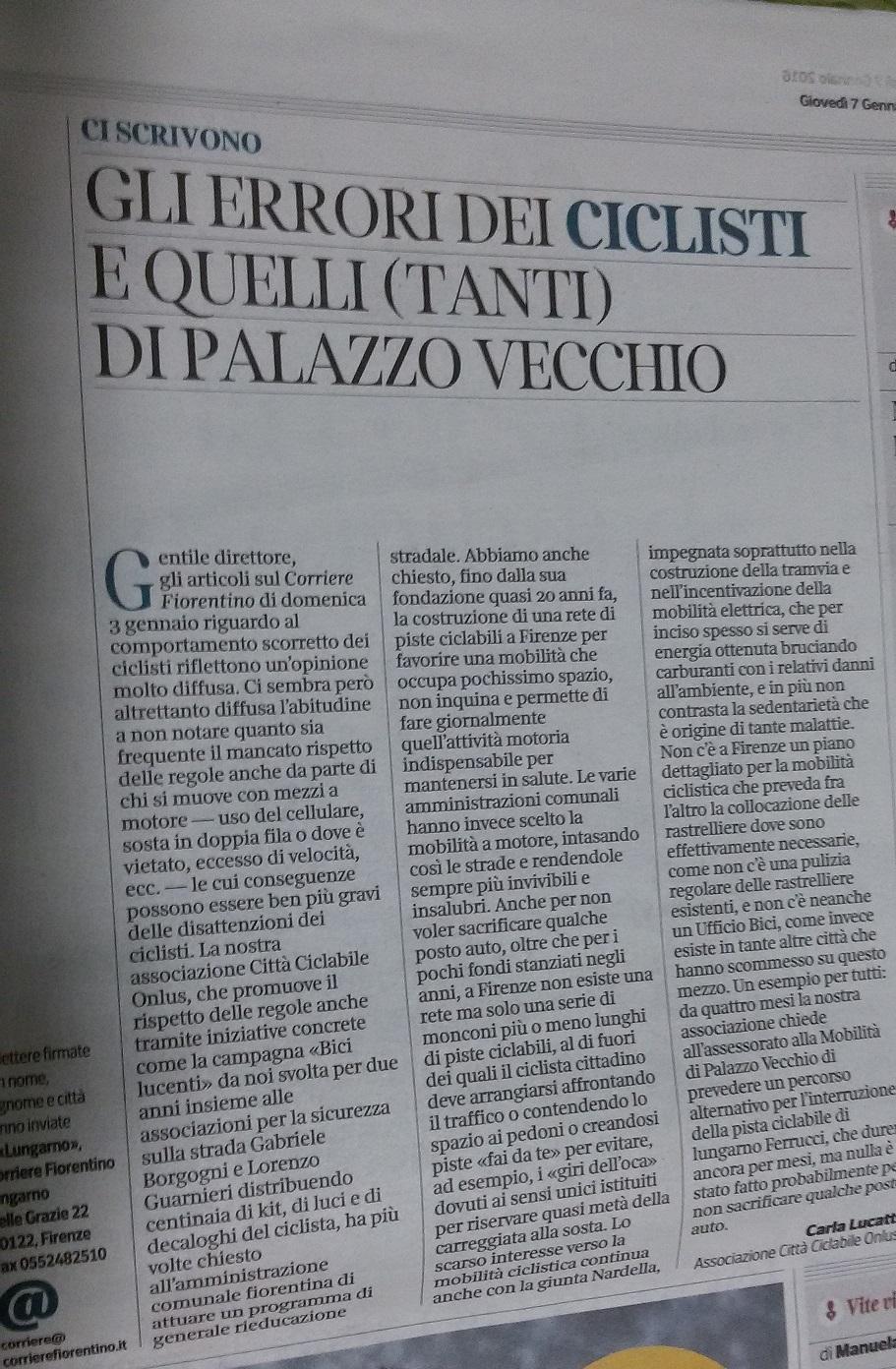 Corriere -Fiorentino 7Genn16 - Copia