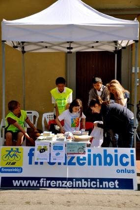 Gazebo di FirenzeInBici