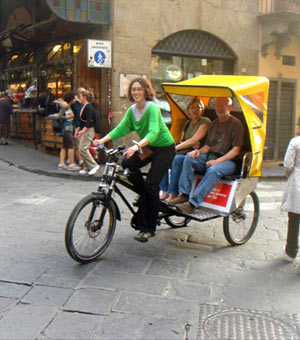 Via libera ai risci per 3 mesi for Bicicletta per tre persone